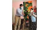 Primaria Municipiului Focsani a premiat, marti, alti opt cetateni longevivi