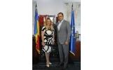 Primarul Municipiului Focșani s-a întâlnit cu Ambasadorul României în Cuba