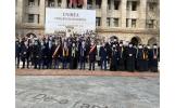 Focșaniul a aniversat 162 de ani de la Unirea Principatelor Române