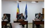 Întâlnire de lucru cu directorii unităților de învățământ preuniversitar de stat din Municipiul Focșani