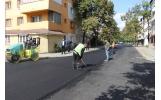 Am finalizat asfaltarea străzii Popa Șapcă