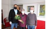Familia Badiu din Focșani premiată pentru cei 50 de ani de căsătorie
