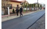 Strada Aviator Muntenescu a fost asfaltată