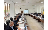 Întâlnire cu membrii Consiliului pentru Dezvoltare Regională al Regiunii de Dezvoltare Sud-Est
