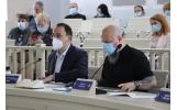 Ședință a Comisiei Tehnice de Urbanism și Amenajarea Teritoriului (CTUAT) Focșani