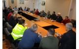Sedinta extraordinara a Comitetului Local pentru Situatii de Urgenta