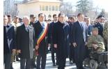 """Intoarcerea militarilor din Brigada 280 Infanterie Protecţia Forţei """"Inimi Neînfricate"""" din Focșani"""