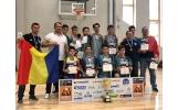 Echipa de baschet a CSM Focsani - castigatoarea turneului international TALLINN NORD CUP 2018