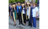 Alaturi de absolventii Colegiului National Al. Ioan Cuza