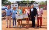 """Tenis internațional cu ocazia """"Zilelor Municipiului Focșani"""""""
