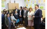 Deschiderea noului an scolar la Palatul Copiilor