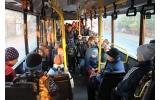 Proiect pilot ce presupune transportul gratuit al elevilor