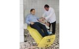 Primarul Cristi Misăilă, împreună cu primii colegi din Primăria Focșani, au donat sânge în cadrul campaniei \'\'Sănătatea pentru sănătate\'\'