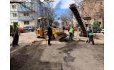 Am început plombările gropilor de pe străzile din Municipiul Focșani