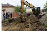 Au început lucrările de reabilitare a străzii Putnei