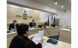 Ședință a Asociației de Dezvoltare Intercomunitară la Primăria Focșani