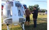 Dezinsecție aeriană pe raza municipiului Focșani