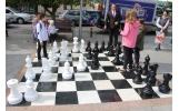 Șah in aer liber