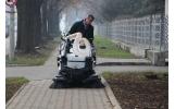 Utilaje noi pentru curatenia stradala in dotarea CUP Salubritate