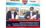 Firma care a conceput sistemul de management al traficului în Cluj-Napoca va implementa managementul traficului și la Focșani